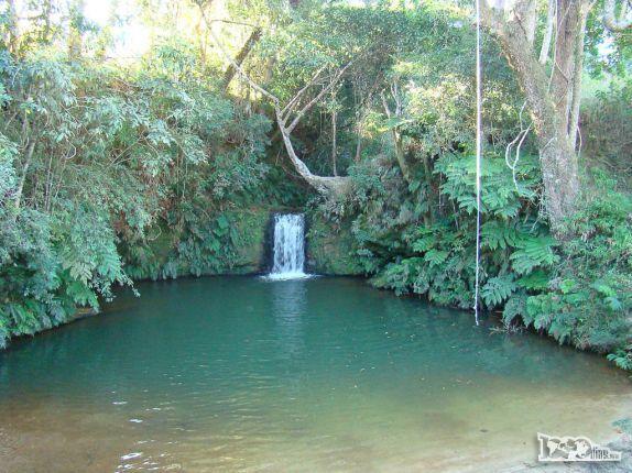 Cachoeira de São Thomé das Letras
