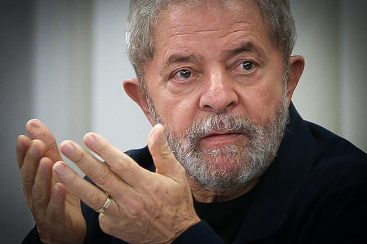 Lula é candidato a candidato a Presidente em 2022