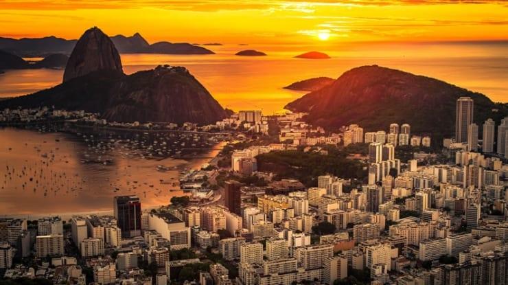 Rio de Janeiro, A Cidade Maravilhosa, atacada pela COVID-19