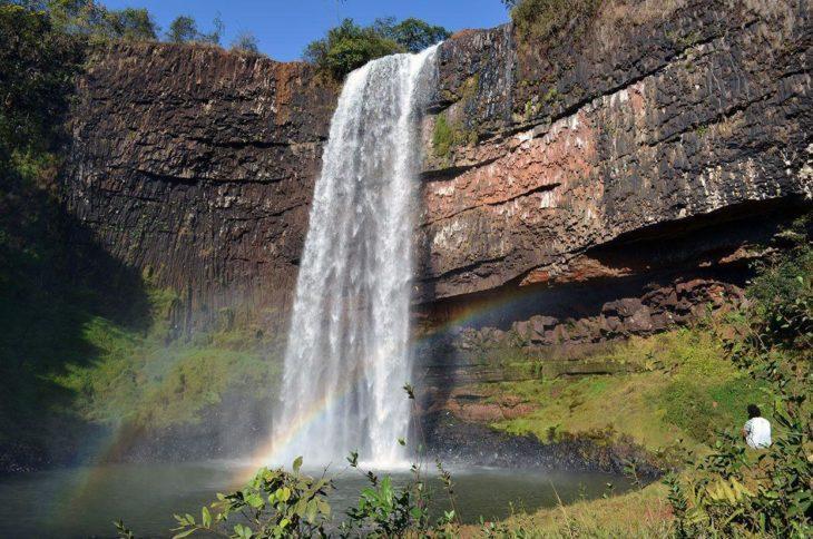 Uma das lindas Cachoeiras do Sul de Minas