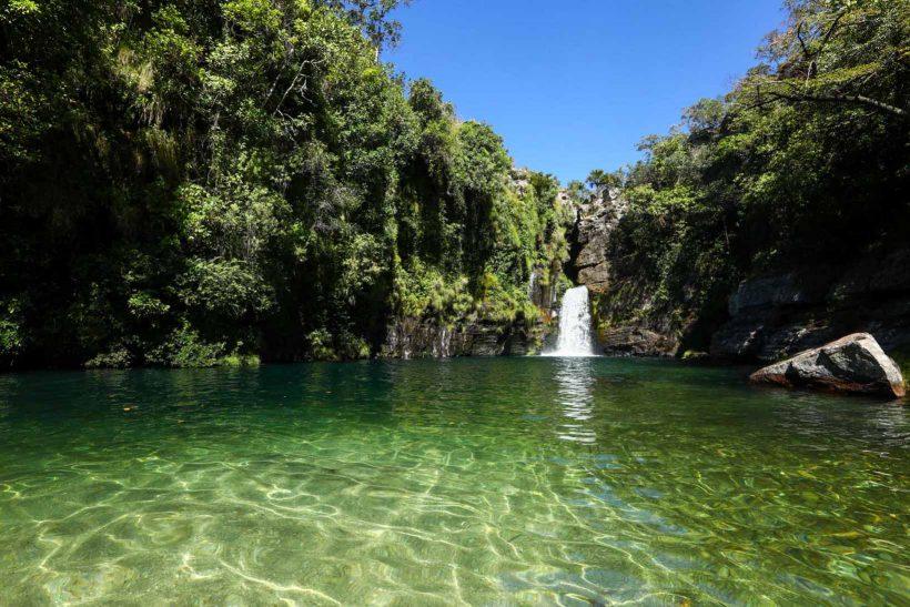 Linda Cachoeira do Sul de Minas