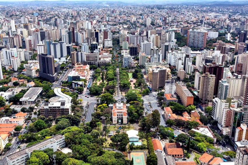 Belo Horizonte, a Capital das Minas Gerais