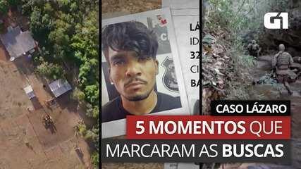 Lázaro Barbosa, a fuga alucinante que acaba em morte