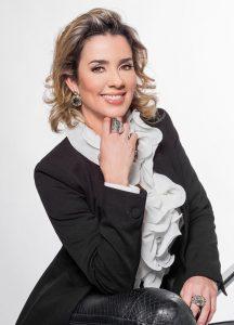 Denise Lemos, Presidente da AMAKHA PARIS, é GENTE DE AÇÃO, homenagem do Jornal Região Sul